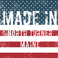 Made In North Turner, Maine by Tinto Designs
