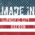 Made In Pacific City, Oregon by Tinto Designs