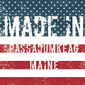 Made In Passadumkeag, Maine by Tinto Designs