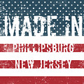 Made In Phillipsburg, New Jersey by Tinto Designs