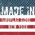 Made In Poplar Ridge, New York by Tinto Designs