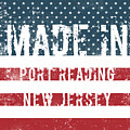 Made In Port Reading, New Jersey by Tinto Designs
