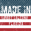 Made In Port Salerno, Florida by Tinto Designs