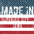 Made In Prairie City, Iowa by Tinto Designs