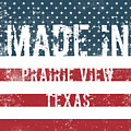 Made In Prairie View, Texas by Tinto Designs