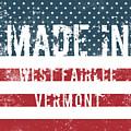 Made In West Fairlee, Vermont by Tinto Designs