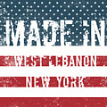 Made In West Lebanon, New York by Tinto Designs