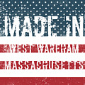 Made In West Wareham, Massachusetts by Tinto Designs