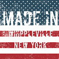 Made In Whippleville, New York by Tinto Designs