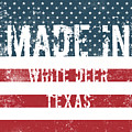Made In White Deer, Texas by Tinto Designs