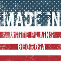 Made In White Plains, Georgia by Tinto Designs