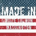 Made In White Salmon, Washington by Tinto Designs
