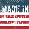 Made In Wrightsville, Arkansas by Tinto Designs
