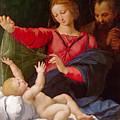 Madonna Of Loreto by Raphael