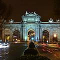 Madrid - Spain - Puerta De Alcala by Carlos Alkmin