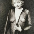 Mae West, Vintage Actress by John Springfield
