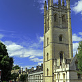 Magdalen Tower by Tony Murtagh