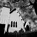 Magnolia Springs Alabama Church by Michael Thomas