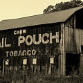 Mail Pouch Tobacco Barn by Mountain Dreams