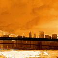 Majestic Skyline by Ron Regalado