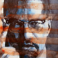 Malcolmx by Paul Lovering