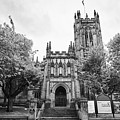 Manchester Cathedral Uk by Joe Fox