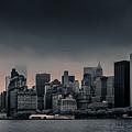 Manhattan Moods by Az Jackson