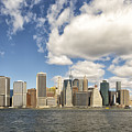 Manhattan by Paul Fell