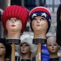 Mannequin Heads by Robert Ullmann