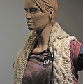 Mannequin. by Stan Pritchard