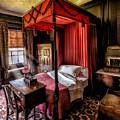 Mansion Bedroom by Adrian Evans