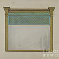 Mantel Looking Glass by Arthur Johnson