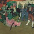 Marcelle Lender Dancing The Bolero In Chilperic by Henri De Toulouse-Lautrec
