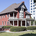 Margaret Mitchell House In Atlanta Georgia by Anthony Totah