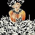 Marilyn Monroe by Dianne Lynn Benanti