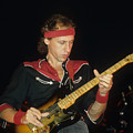 Mark Knopfler Of Dire Straits by Rich Fuscia