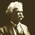 Mark Twain by Pixabay