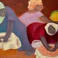 Market Women by Margarita Zuniga