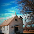 Marsh Berea Church by Karen Wagner