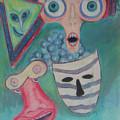 Masks by Lee Anne Stieglitz