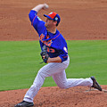 Matt Harvey by Bruce Roker