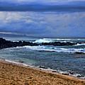 Maui Beach by Jon Berghoff