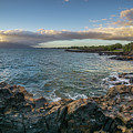 Maui Sunset by Sonia Bynum