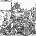 Maximilian I 1459-1519 by Granger