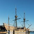Mayflower II  by John Greim