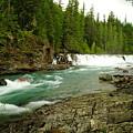 Mcdonald Creek by Jeff Swan