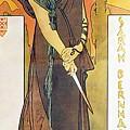 Medea by Alphonse Mucha