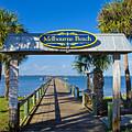 Melbourne Beach Florida by Allan  Hughes