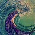 Mermaid Wave by Leti C Stiles