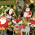 Merry Christmas by Guido Strambio